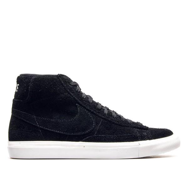Nike U Blazer Mid Black Black
