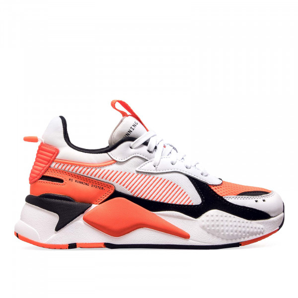 Puma RS-X Reinvention White Red Black