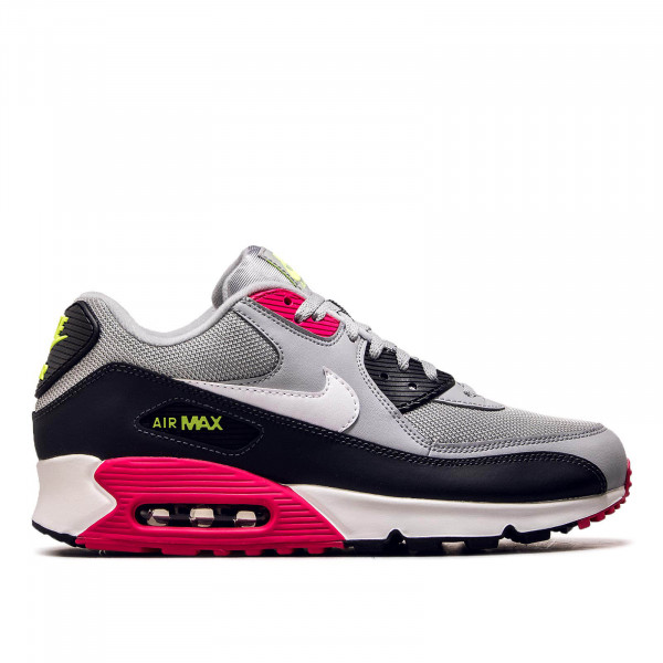 Herren Sneaker Air Max 90 Essential Wolf Grey Pink