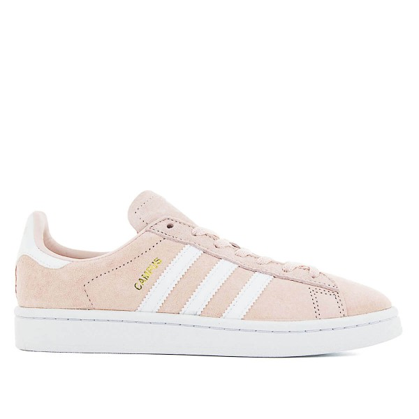 Adidas Wmn Campus Cream White Ice Pink