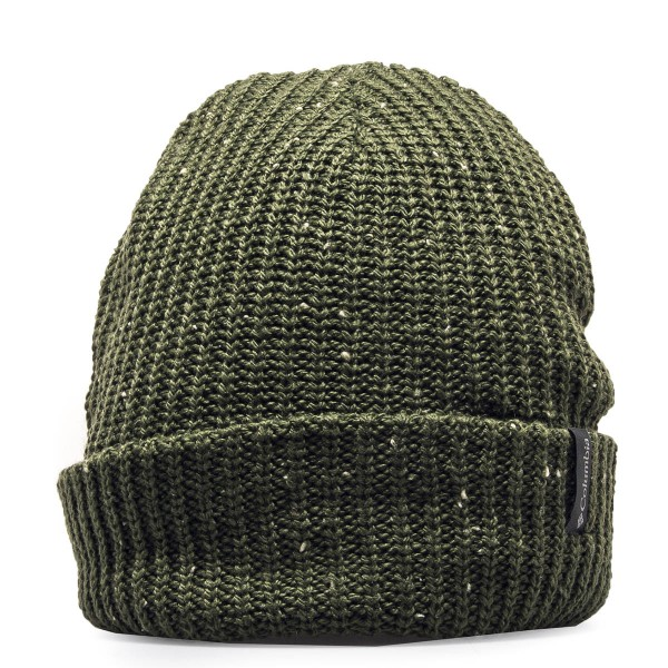 Columbia Beanie Sage Butte Watch Olive