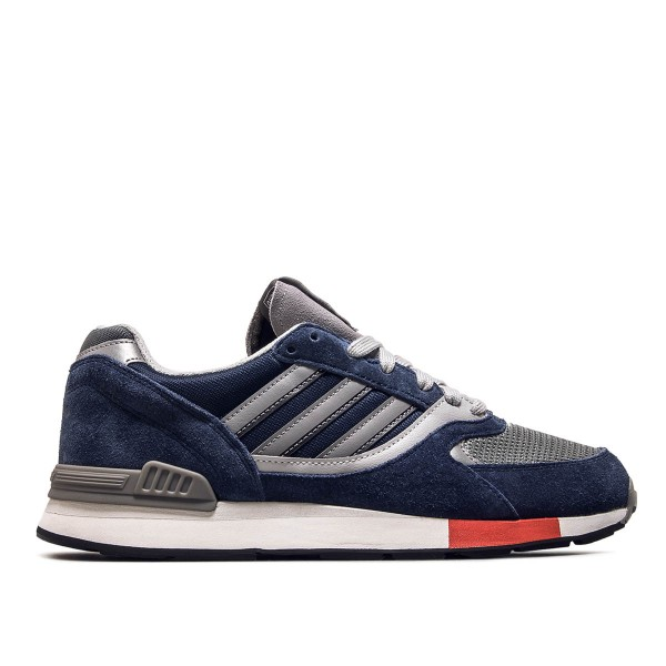 Adidas Quesence Navy Red Grey