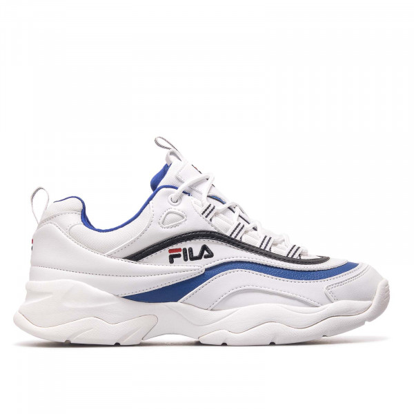 Fila Ray Low White Blue
