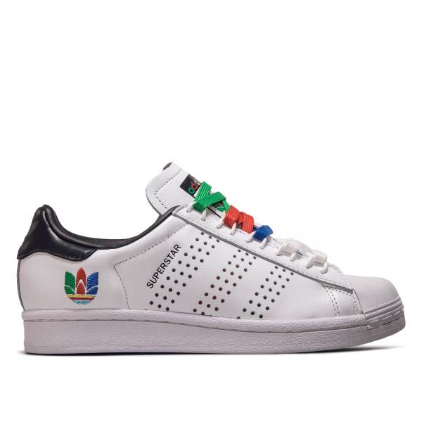 Unisex Sneaker Superstar Green CBlack CBlack Vert Noies