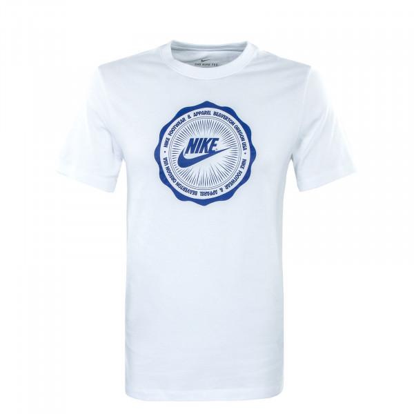 Herren T-Shirt - BTS Future - White