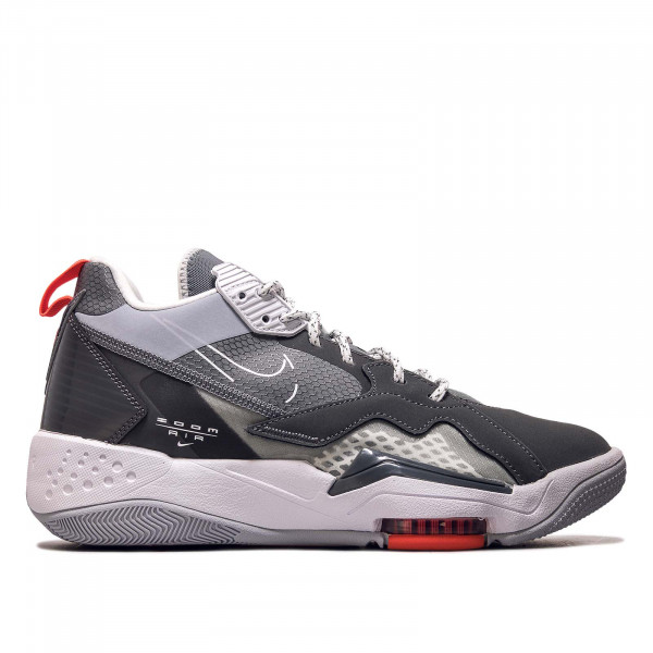 Herren Sneaker Zoom 92 Cool Grey White Dark Grey
