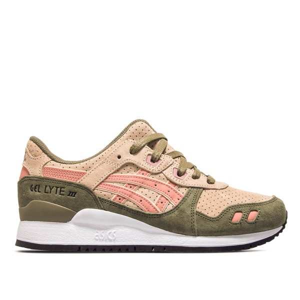 Asics Gel Lyte 3 Amberlight Rose Green