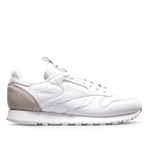 Reebok Cl Lether It White Grey