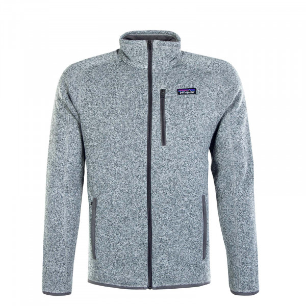 Herren Sweatjacke -  Better Sweater - Stonewash