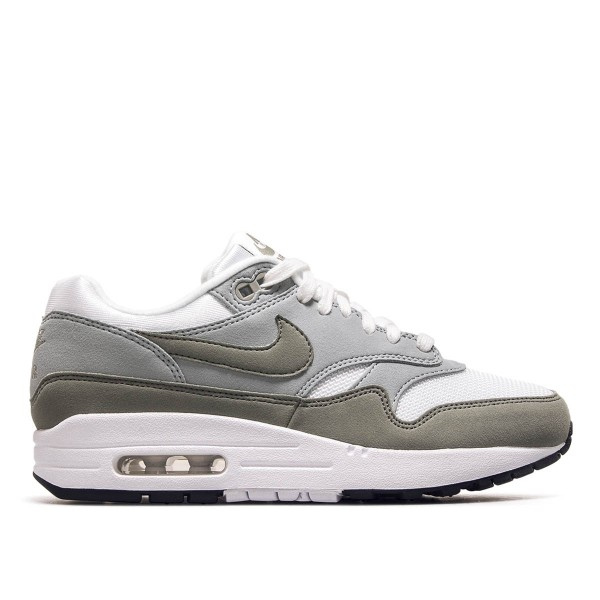 Nike Wmn Air Max 1 Khaki White Grey