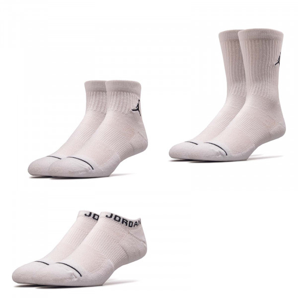 Herren Socken Everyday Max WF 3 Pair Socks White