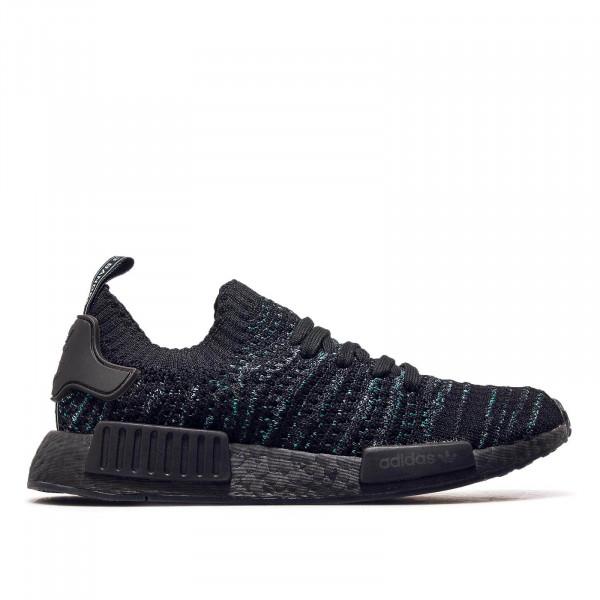 Adidas NMD R1 STLT Parley Black Green