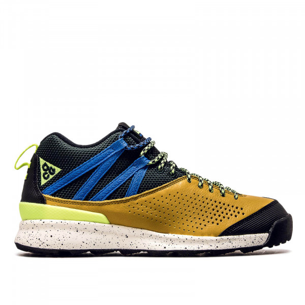 Nike Okwahn II Yellow Green