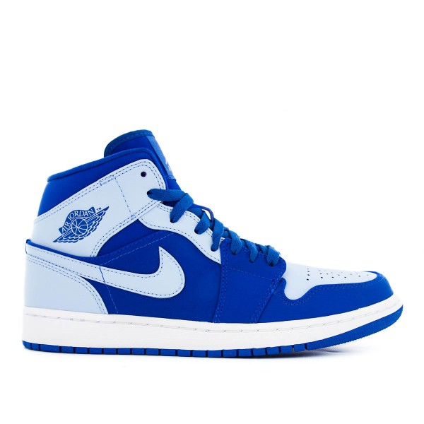 Nike Jordan 1 Mid Royal Ice Blue White