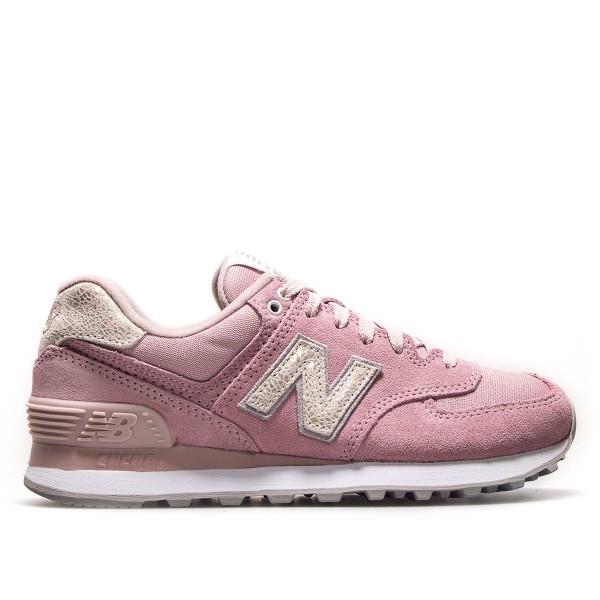 New Balance Wmn WL574  CIC Pink