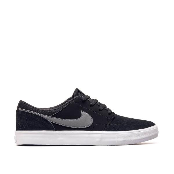 Nike SB Portmore II Solar Black Grey