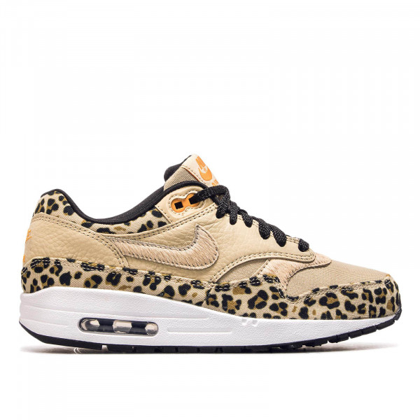 Nike Wmn Air Max 1 PRM Brown Leo
