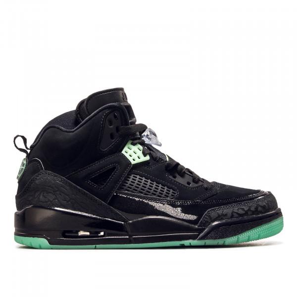 Herren Sneaker Spizike Black Green