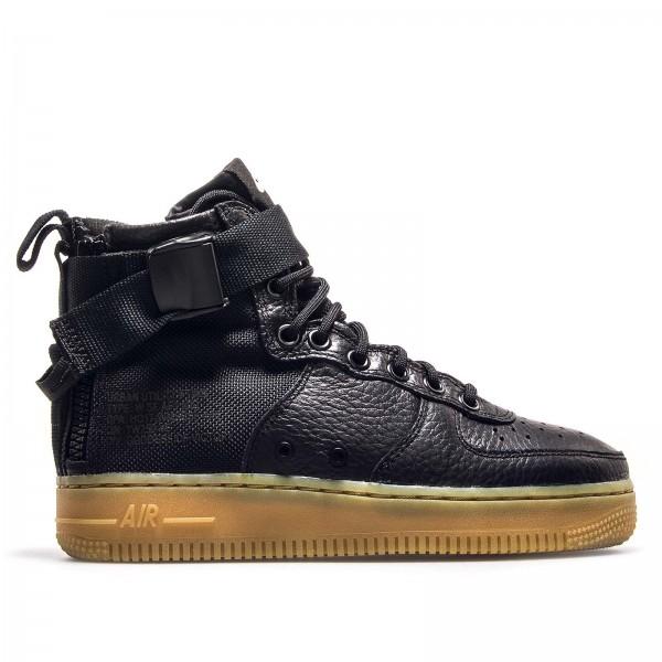 Nike Wmn W SF AF1 MID Black