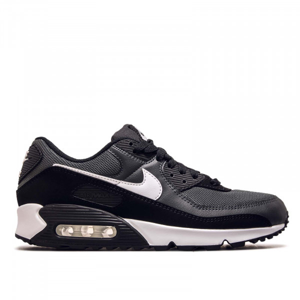 Herren Sneaker Air Max 90 Iron Grey White DK Smoke Grey