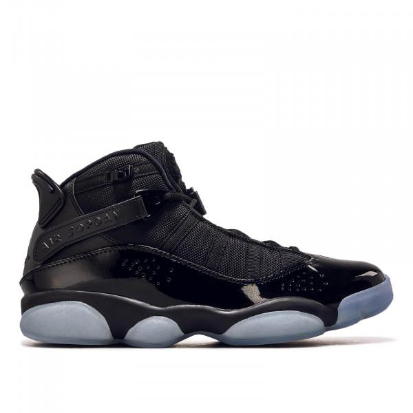 Jordan 6 Rings Black Black