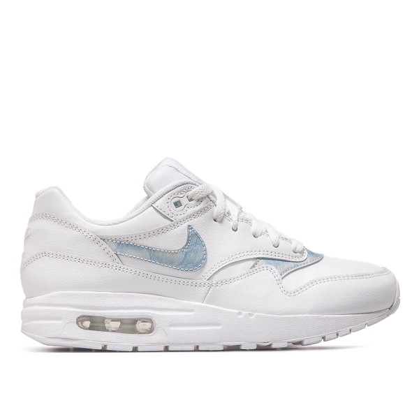 Nike Wmn Air Max 1 GS White Aqua