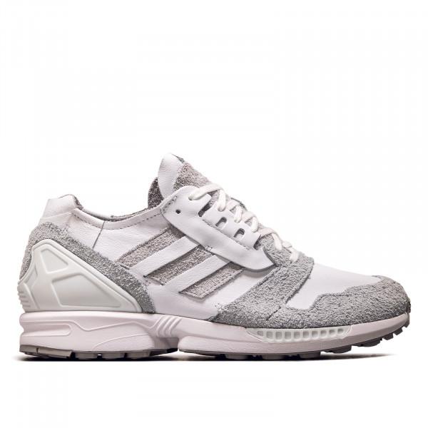 Herren Sneaker - ZX 8000 Minimalist Icons - White / Grey / White