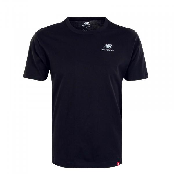 Herren T-Shirt - Essen Embr - Black