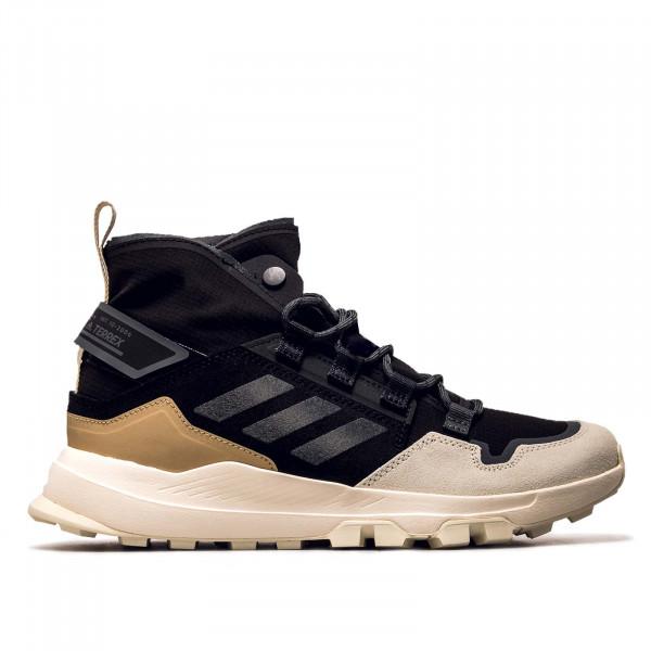 Herren Sneaker - Terrex Hikster Mid - Black / White