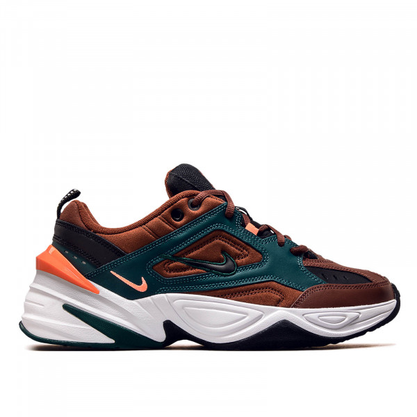 Nike M2K Tekno Brown Green
