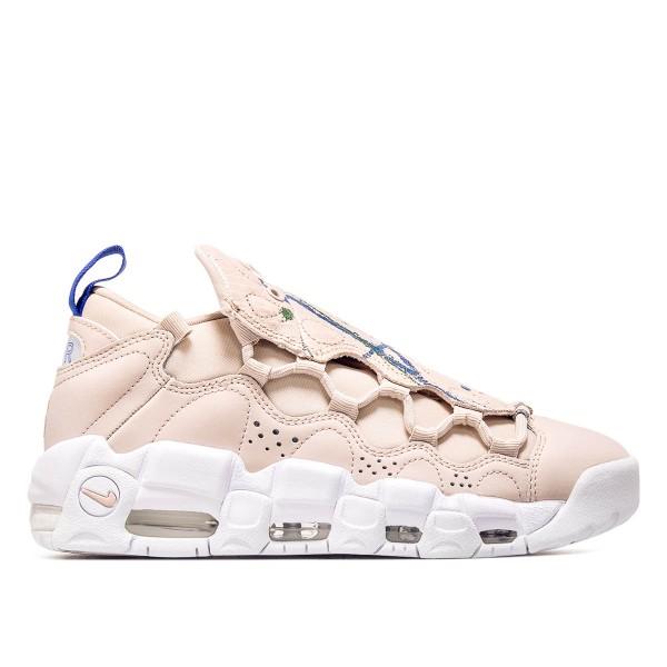 Nike Wmn Air More Money Peach White