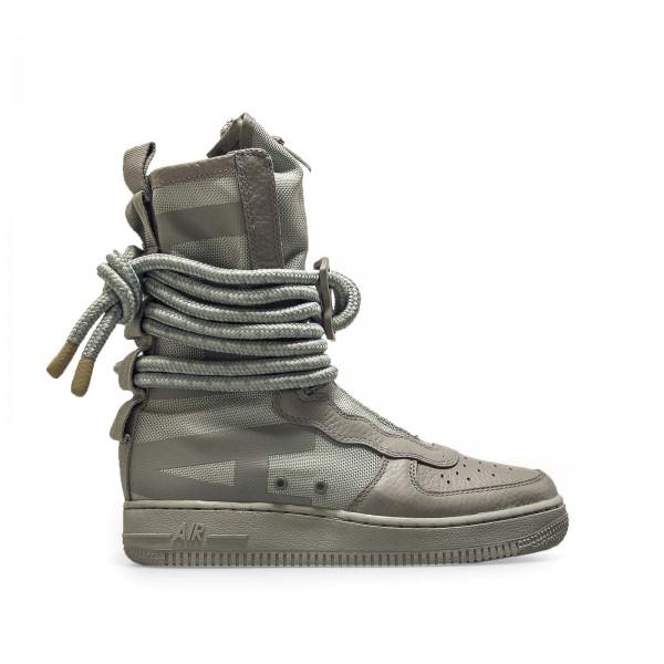 Nike U SF AF1 HI Sage Khaki