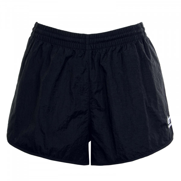 Damen Short - 3 Stripes - Black