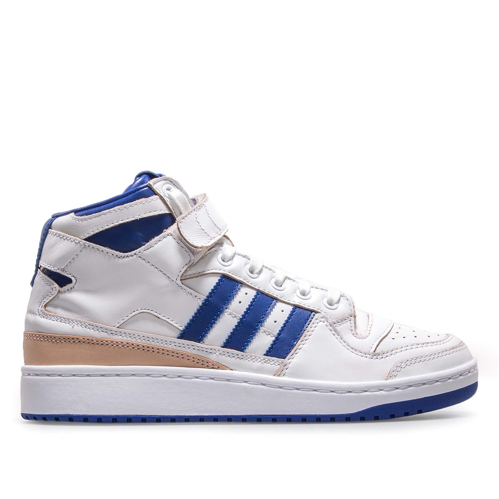 the latest c6715 bb74f where to buy adidas forum mid blau turnschuhe d2344 91aa3