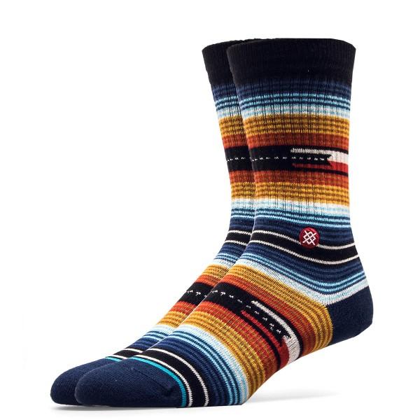 Stance Socks Side Step Boise Black Multi