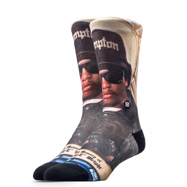 Stance Socks Anthem Praise Eazy-E Multi