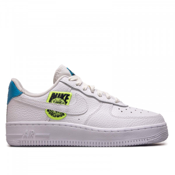 Damen Sneaker Air Force 1 07 SE White White Volt