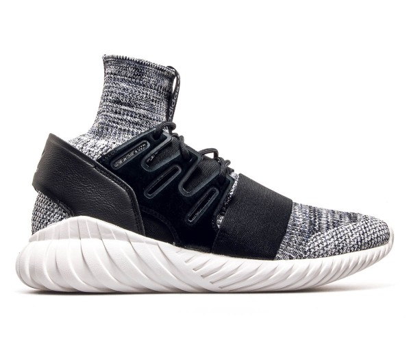 Adidas Tubular Doom PK Black White