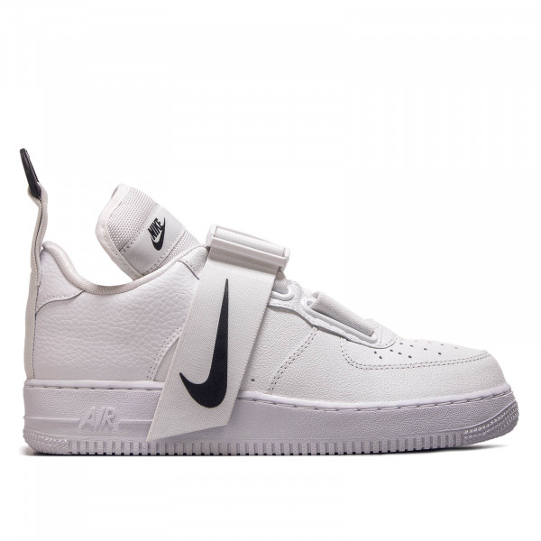 Herren Sneaker  Air Force 1 Utility White Black