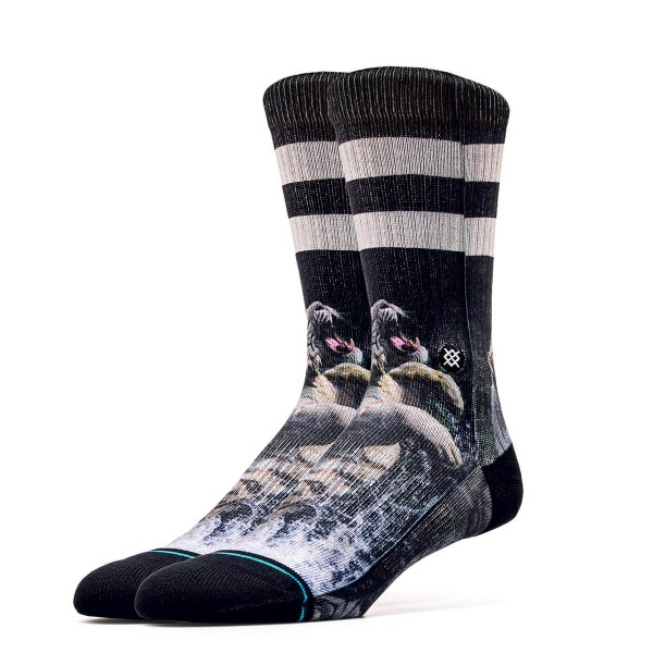 Stance Socks Foundation Khan Black