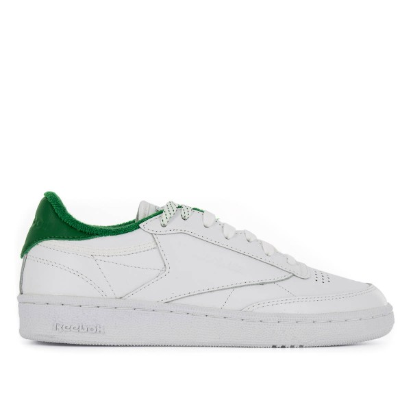 Reebok Club C 85 EL White Green