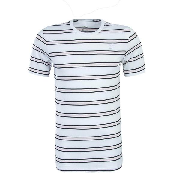 Nike SB TS Summer Stripe White Black Pi