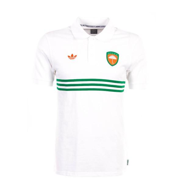 Adidas Polo Helas White