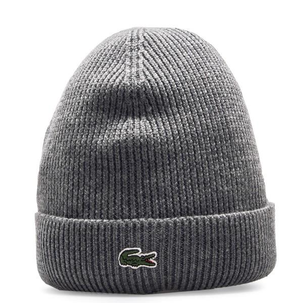 Lacoste Beanie 3502 Grey