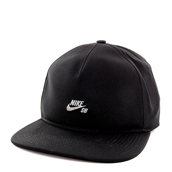 Nike SB Cap Dri Fit Classic Black Metal
