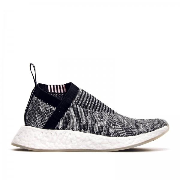 Adidas U NMD CS2 PK W Black Grey Rosa