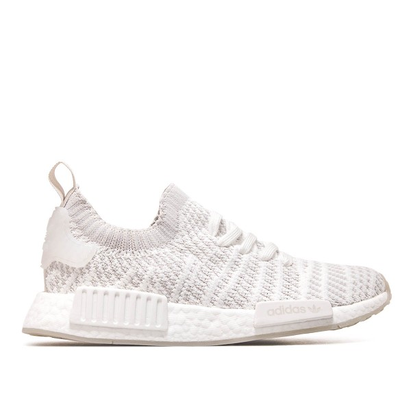 Adidas NMD R1 STLT PK White Light Grey