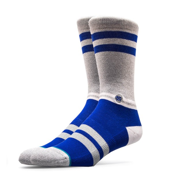 Stance Socks LA Dodgers Royal Grey