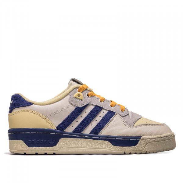 Herren Sneaker - Rivalry Low Premium - White / Blue / White