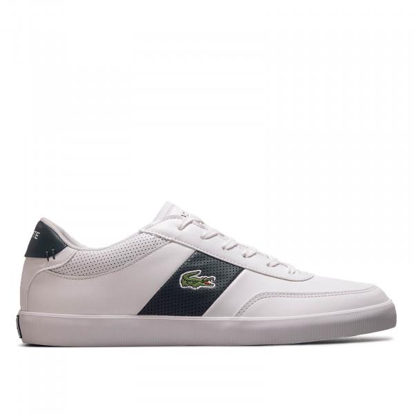 Herren Sneaker Court Master 0120 1 CMA White Dark Green